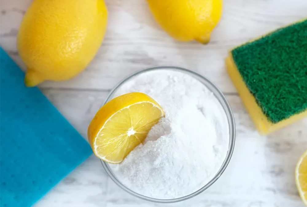 Go Green by Cleaning with Salt