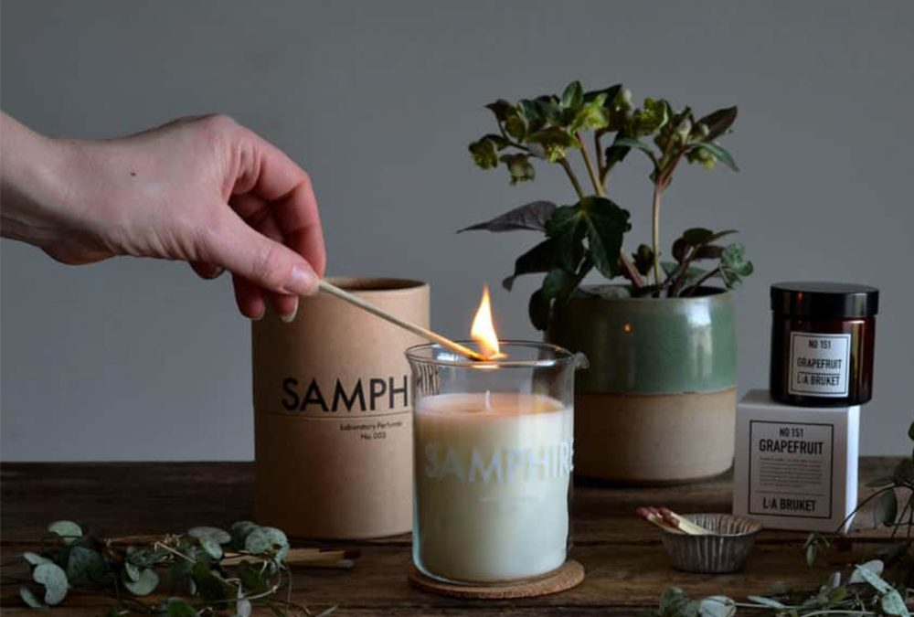 How to Make Candles Safely
