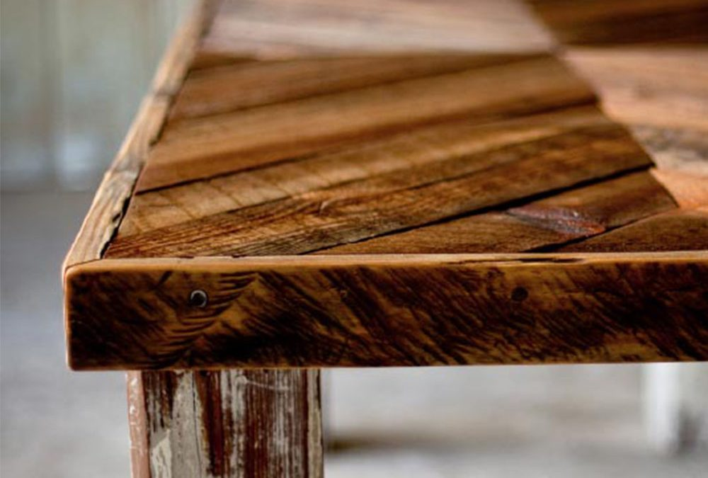 Advantages of Reclaimed Wood