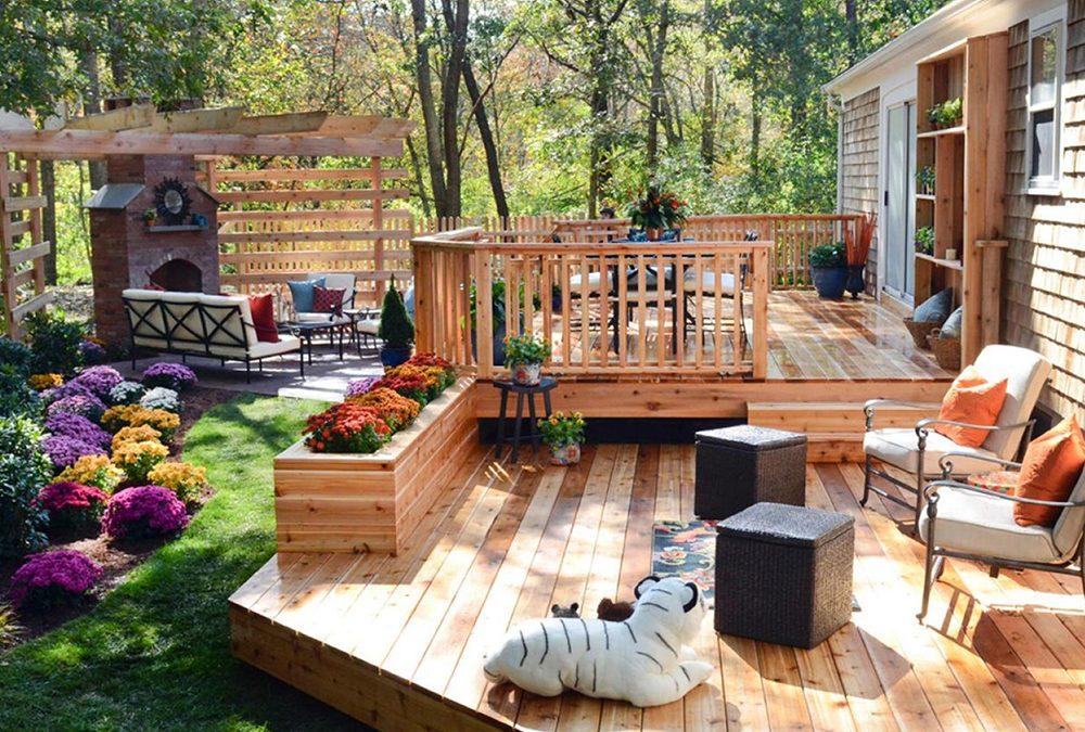 Live Large in Your Small Backyard