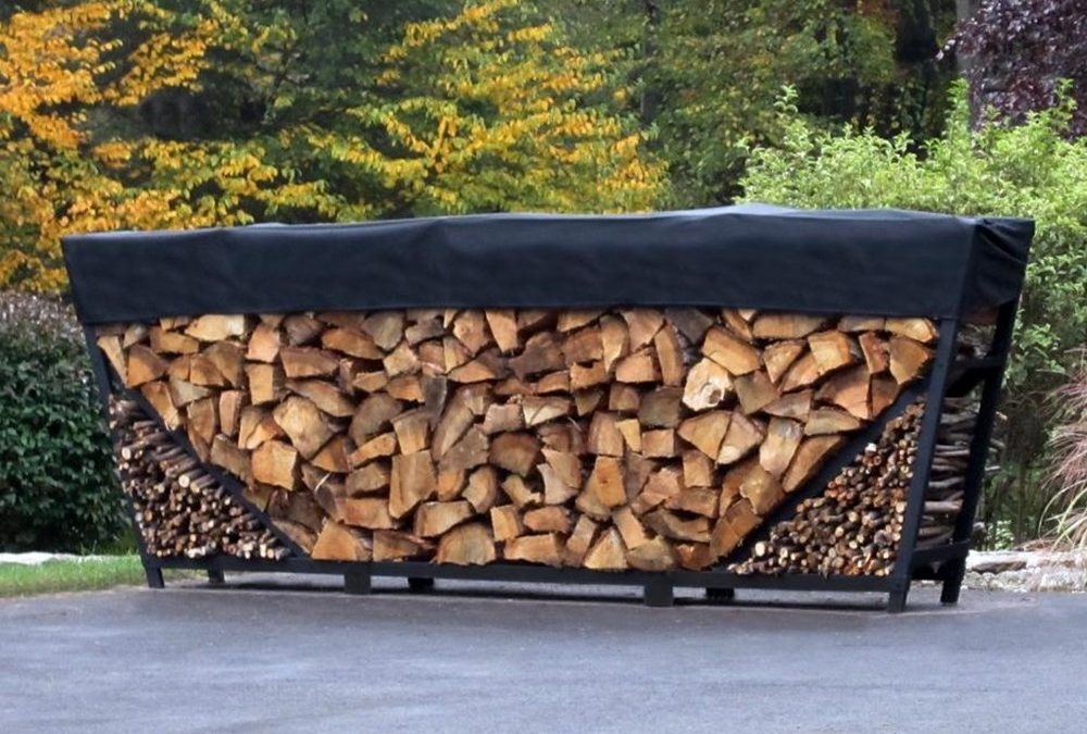 Firewood Storage Shed – Solve Your Wet Firewood Problems Before They Happen