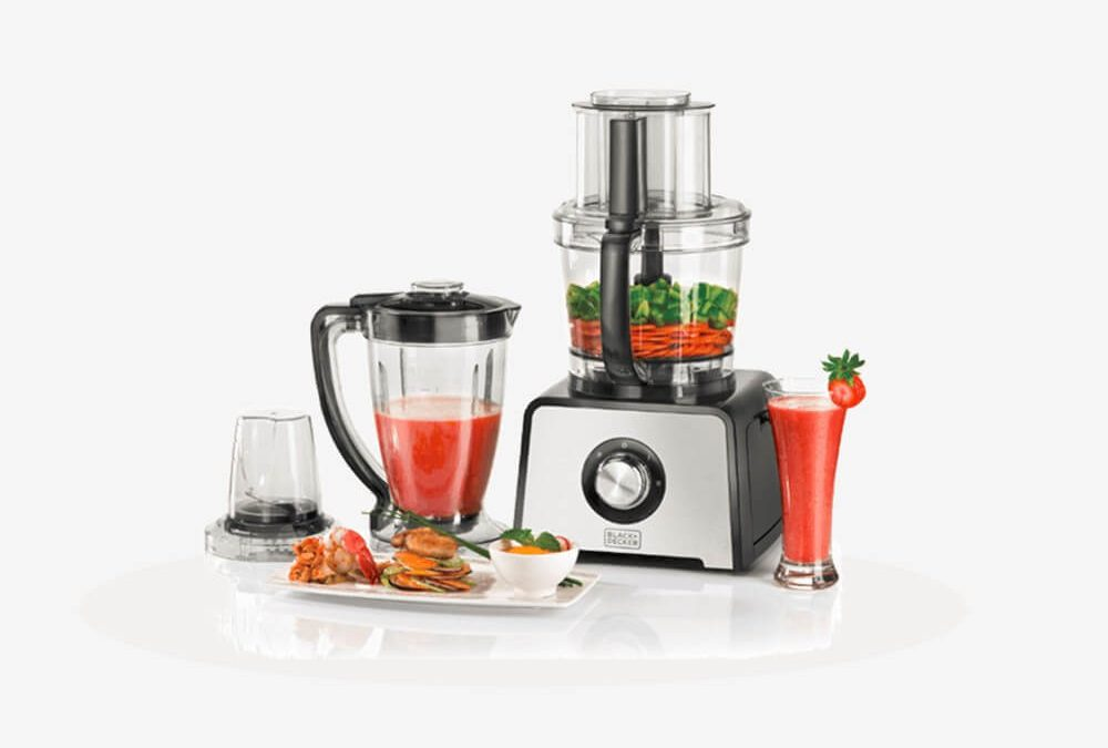 Food Processors for Good Health