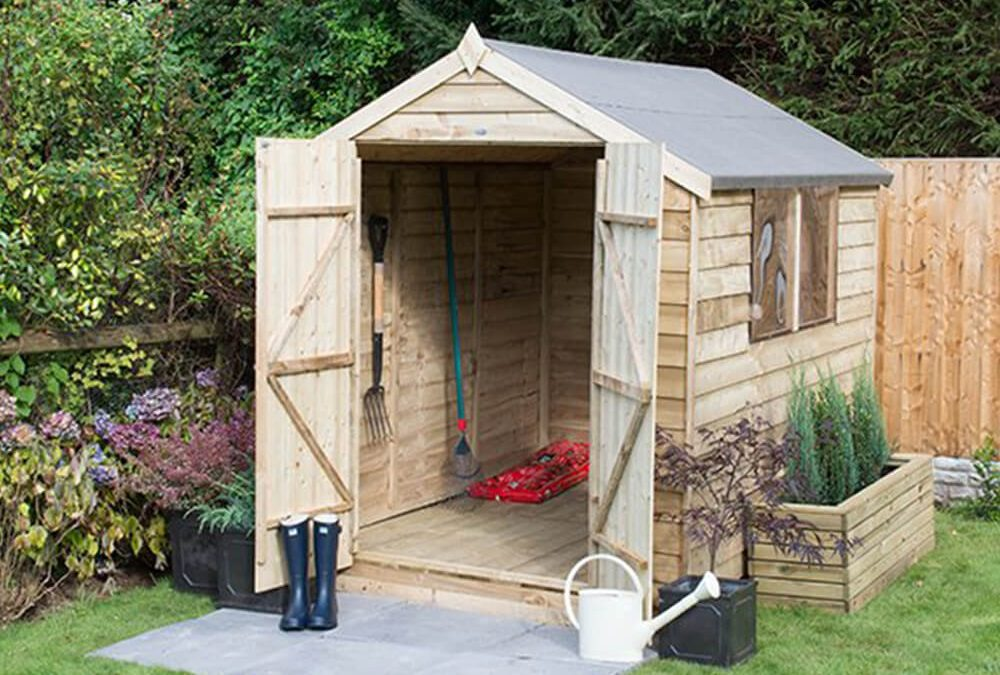 How to Build a Shed of Your Dreams