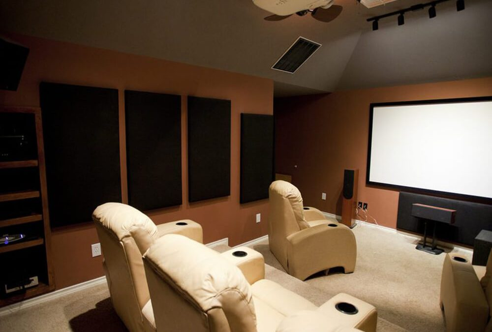 How To Design A Home Theater In Your House