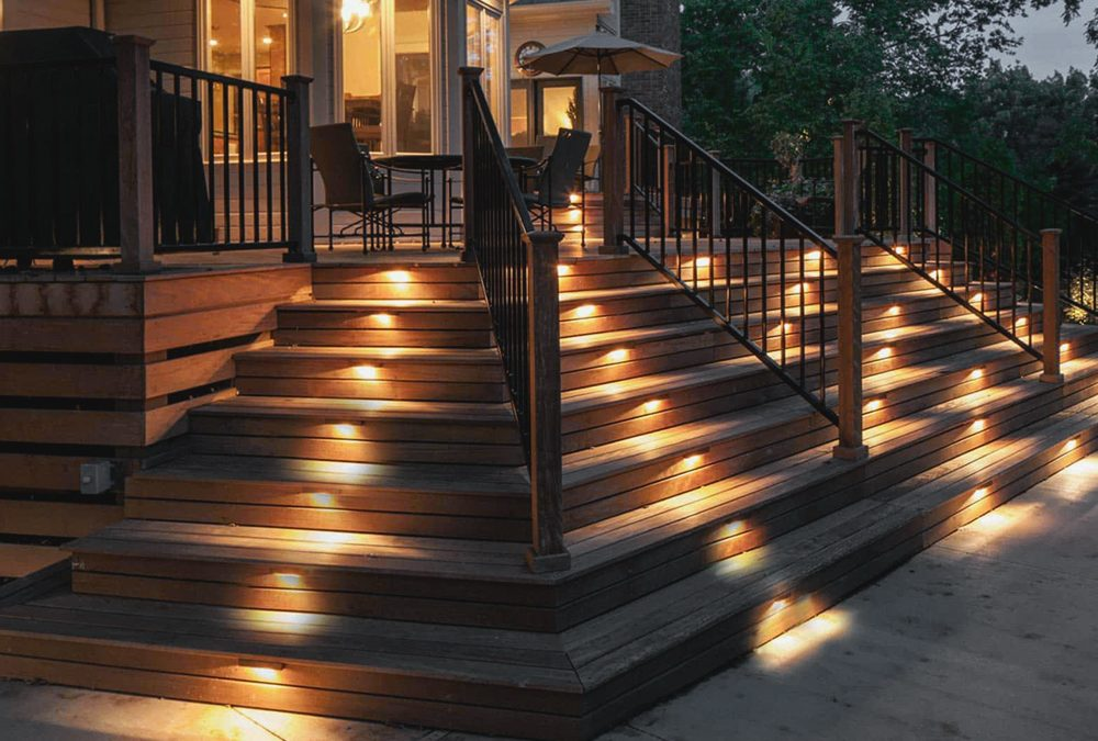 How to Keep Landscaping Lights Safe
