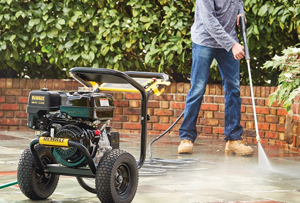 How to Use Your Pressure Washer