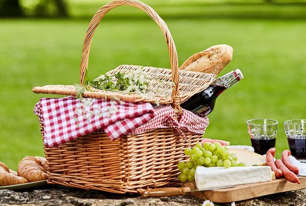 Light and easy picnics | Home Tips Plus
