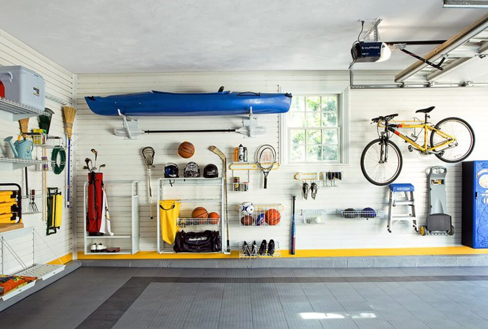 Organizing a Garage: Tools, Storage, and Work Supplies