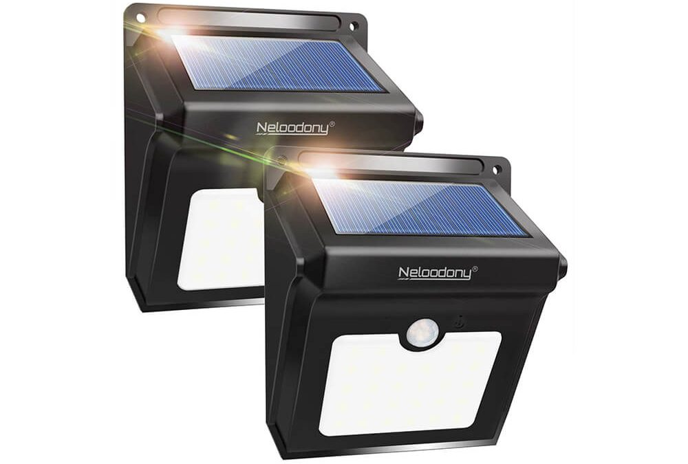 Solar Lights Make a Great Addition To Your Home Security Features