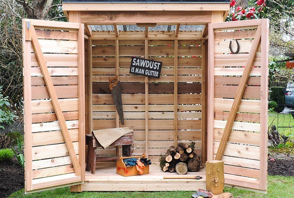 Things You Want Know Before Building Wooden Garden Sheds
