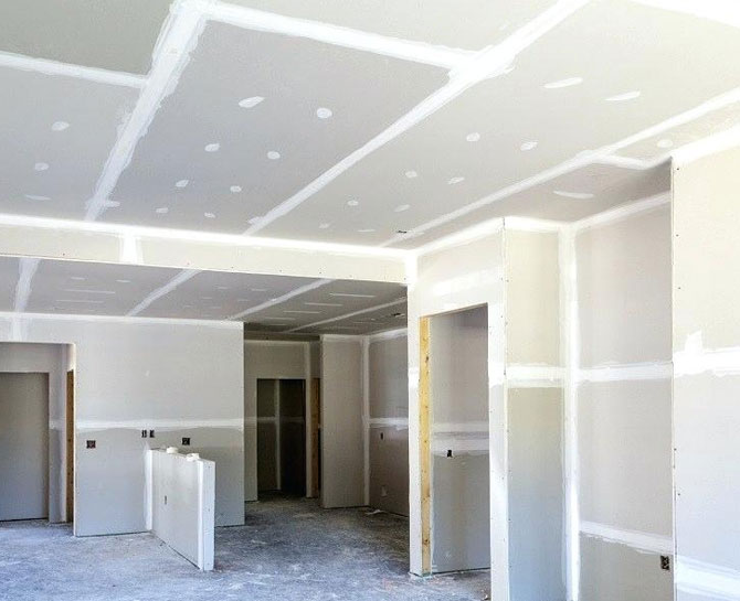 Why You Need Gyprock Ceiling Repairs for Your Renovation