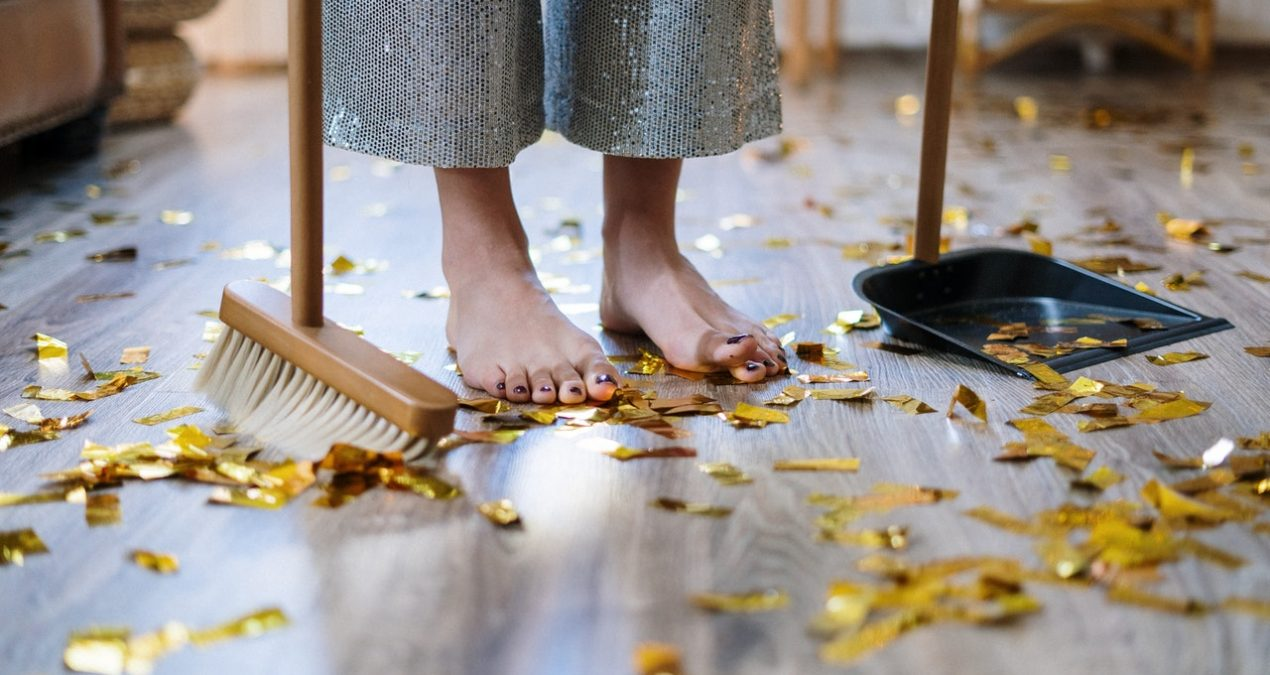 5 Summer Cleaning Checklist