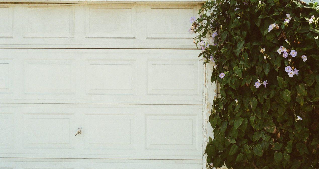 What happens if the garage door tracks broken?