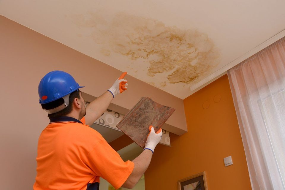 Leaking Roof? The How's, Why's & What to do about it!