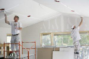 gyprock ceiling repair